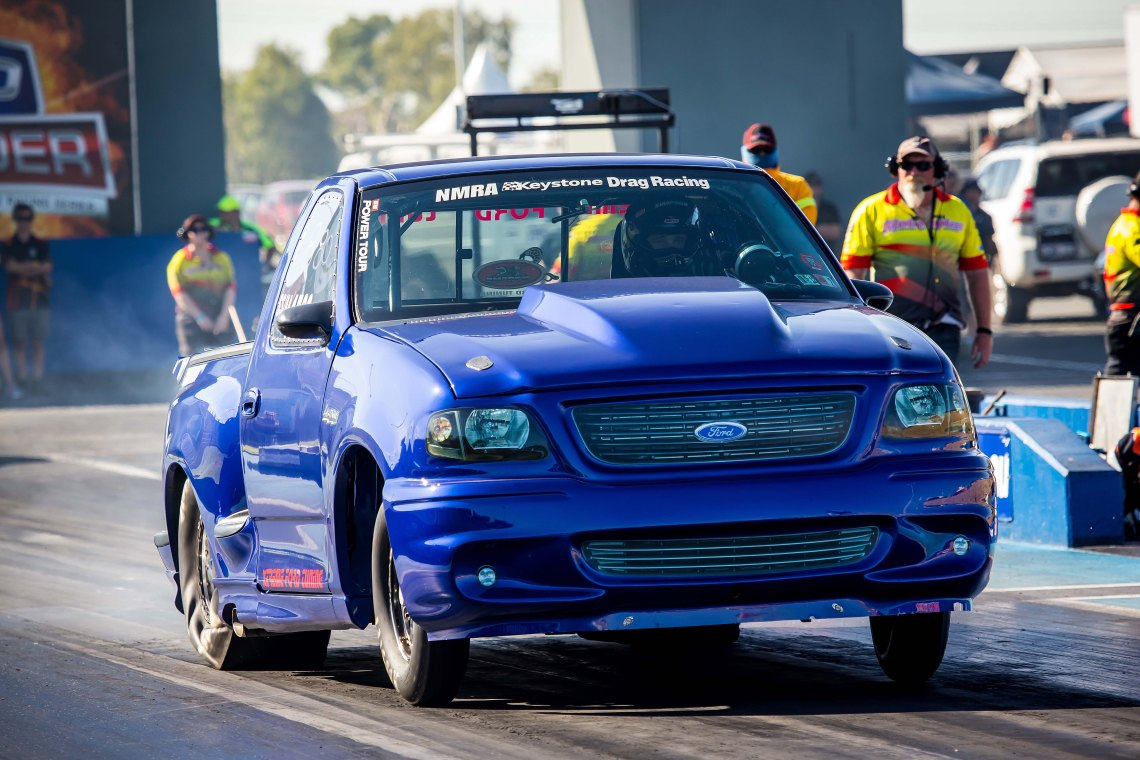 Shot at the Perth Motorplex WA Grand Finals